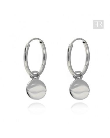 """Aros Plata """"Silver Circles"""""""